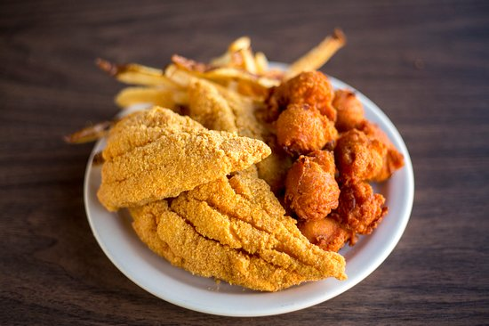Where to Find the Best Fried Catfish in Oklahoma: McGehee's Catfish Restaurant. Photo by Lori Du