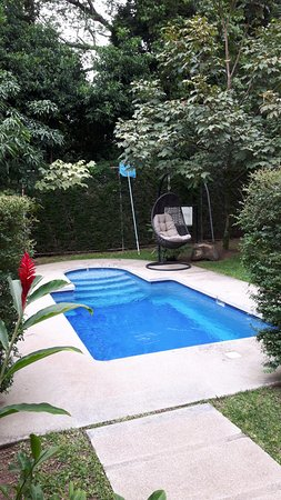 Santa Ana, Costa Rica: Los Candiles outdoor pool.