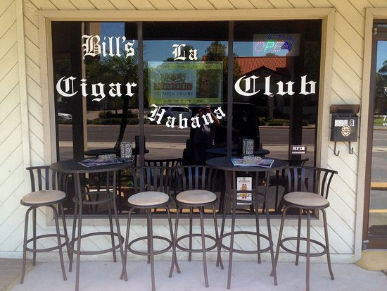 Bill's La Habana Cigar Club