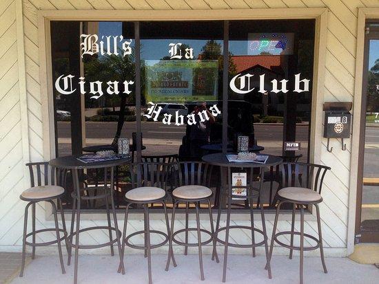 Bill's La Habana Cigar Club