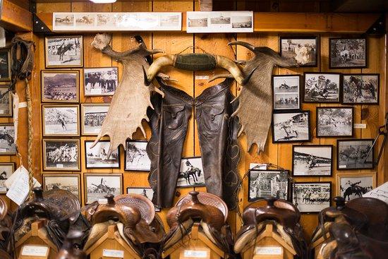 Sheridan, WY: Don King Museum at King's Saddlery