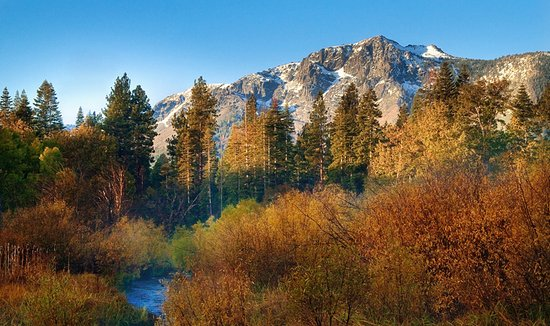 "Zephyr Cove, NV: Fall is considered the ""Secret"" season at Lake Tahoe..."