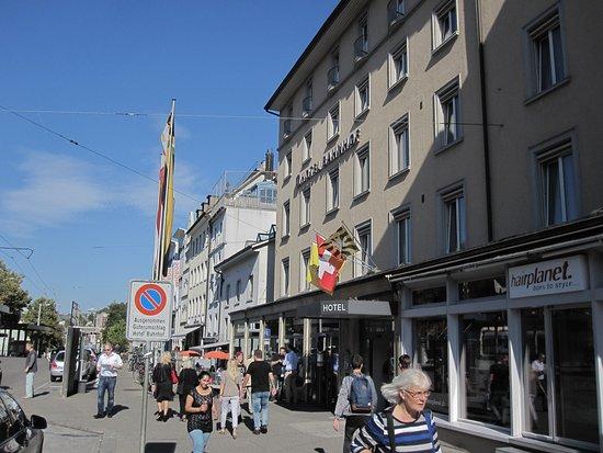 Best Western Plus Hotel Bahnhof Schaffhausen Schweiz
