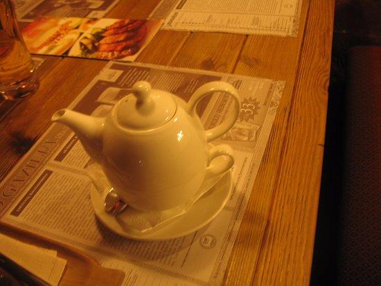 Forto dvaras - Žolelių arbata