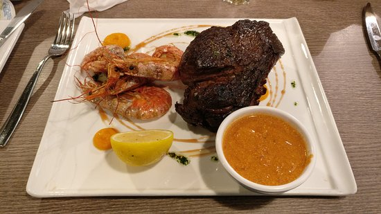 Great dinner - Superb service