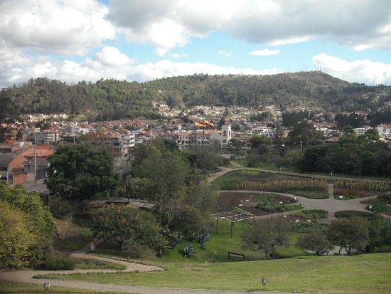 Pumapungo Museum and Arqueological Park - MCYP : Vista de Pumapungo
