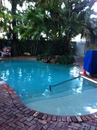 Angelina Guest House: Lovely Pool