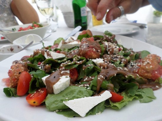 Piso Livadi, Greece: Lovely lunch