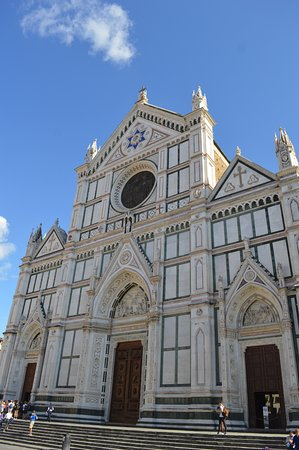Michaelangelos tomb - Picture of Basilica di Santa Croce ...
