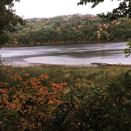 Gardiner, เมน: Kennebec River Rail Trail