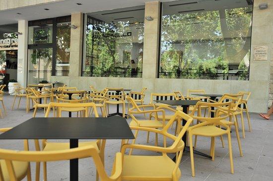 Trattoria raffaello xativa restaurant avis num ro de for Hotels xativa espagne