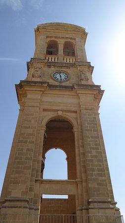 Xewkija, Malta: Bell tower