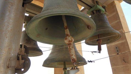 Xewkija, Malta: Bells