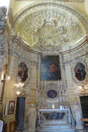 Xewkija, Malta: Old church