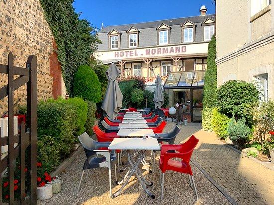 Hotel normand photo de hotel normand yport tripadvisor for Hotels yport