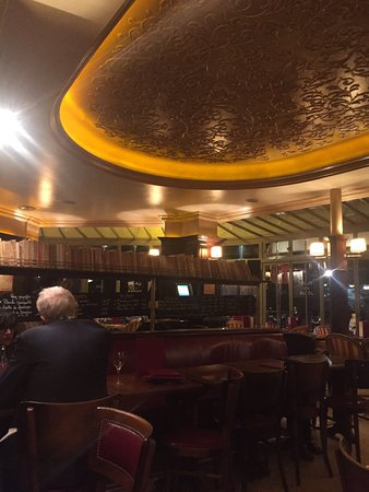 Ok For A Quickie Picture Of Cafe Panis Paris Tripadvisor