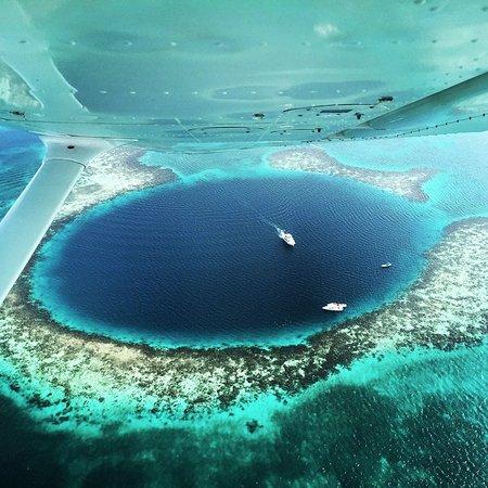 Long Caye, Belize: The Great Blue Hole