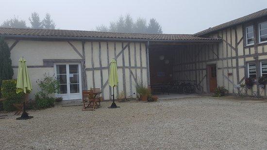 Giffaumont-Champaubert, فرنسا: une partie de la maison