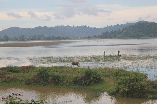 Dak Lak Province, Vietnam: озеро Lắk