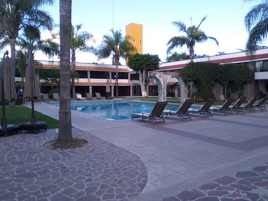 Foto de hotel real de minas poliforum leon alberca tripadvisor - Hoteles en leon con piscina ...