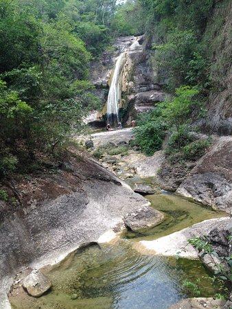 Cascadas Espejillos: cascadas Espejilios - wodospad