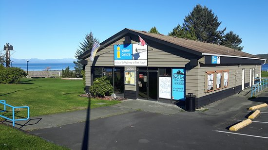 ‪‪Port Hardy‬, كندا: Port Hardy Visitor Centre & Chamber of Commerce. Offering visitor & community services!‬