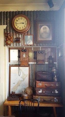 """Waipu, Nya Zeeland: """"Museum Ecke"""""""