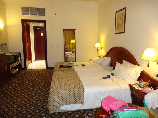 Lexington Gloria Hotel Doha: quarto