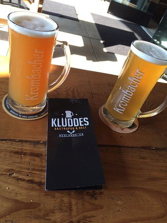 Redlands, CA: Kluddes Gastropub and Deli