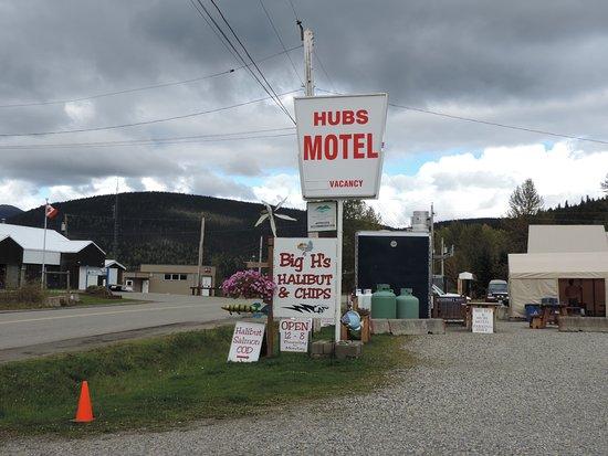 Hubs Motel-billede