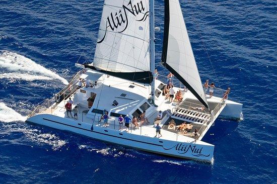 Alii Nui Sailing Charters