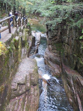 Conway, NH: Sabbaday Falls