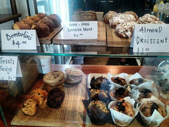 Coolum Beach, Australia: Nice cafe find in Coolum