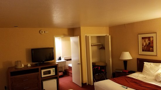 Best Western Grants Pass Inn: King room