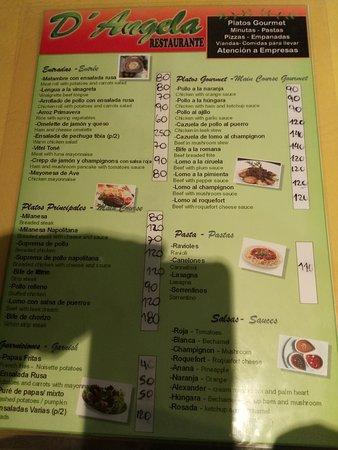 D'Angela Restaurante: IMG_20161011_202625_large.jpg