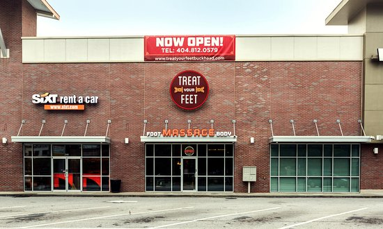 Treat Your Feet Buckhead