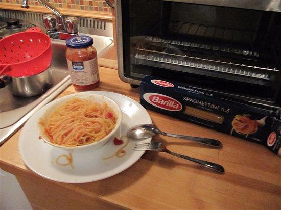 L'Islet, Canadá: cucina rigorosamente italiana