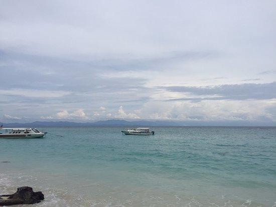 Kota Kinabalu District, มาเลเซีย: 만타니아 섬 풍경