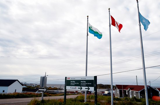 Red Bay, Canada: UNESCO flag