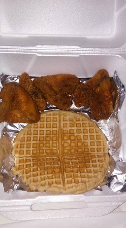 Roscoe's House of Chicken & Waffles: it was ok