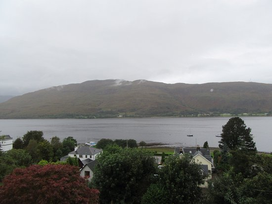 Crolinnhe: View from our room.