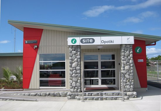 Opotiki i-SITE Visitor Information Centre