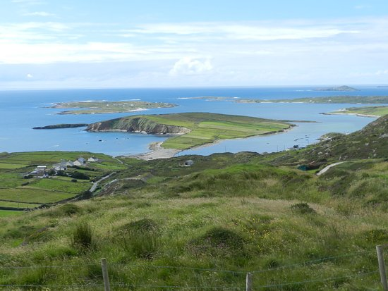 Clifden, Ιρλανδία: Sky Road Loop
