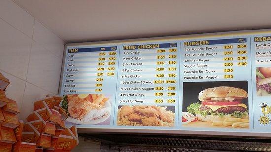 old captain fish chips london restaurant bewertungen telefonnummer fotos tripadvisor