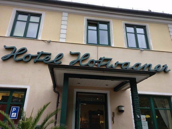 Hotel Hotwagner: gate