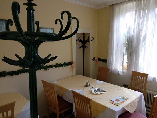Hotel Hotwagner: Private Dininig