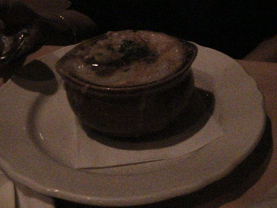 Kirkwood, MO: The French onion soup