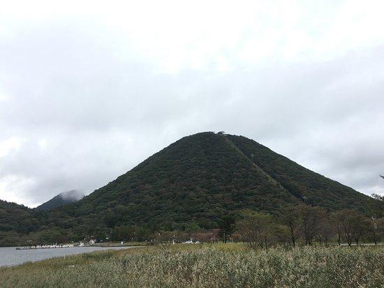 Gunma Prefecture, Japan: 榛名富士