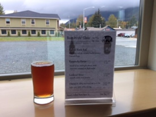 Haines Brewing Company Tasting.
