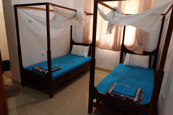 Morogoro, Tanzanya: A twin room in the Retreat House